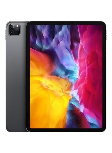 """Apple APPLE 11"""" IPAD PRO 2020 Wi Fi+Cell 128GB MY2V2TU/A TABLET S.GRAY Renkli"""
